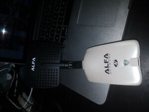 Alfa Network - AWUS036NHR V.2 Network Adapter - unused