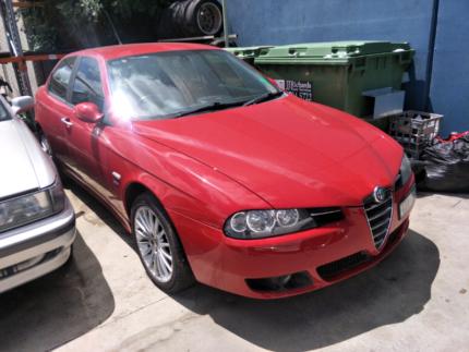 2005 Alfa Romeo 156 JTS Sunshine Brimbank Area Preview