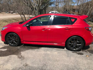 2013 Mazdaspeed3 low kms and full warranty