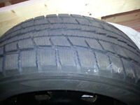 pneuf d'hiver winter tires 205/55r16