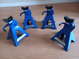 3 Ton Car Jack Stands New £30