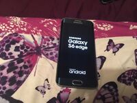 SAMSUNG GALAXY S6 EDGE 32GB UNLOCKED, BLACK NEW CONDITION
