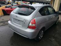 2008 Hyundai Accent Coupé (2 portes)**AIR CLIMATISE**