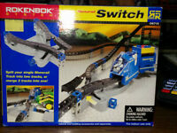 Rokenbok Systems-Switch Monorail