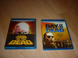 DAWN OF THE DEAD & DAY OF THE DEAD - BLU-RAY Saguenay Saguenay-Lac-Saint-Jean image 1