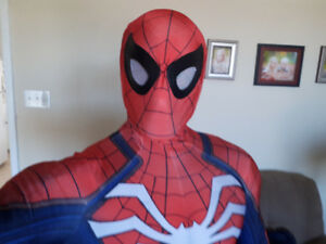 Mens Amazing spiderman costume. Worn a handfull of times.