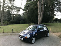 2001/51Ford Ka 1.3 Collection 3 Door Hatchback Blue