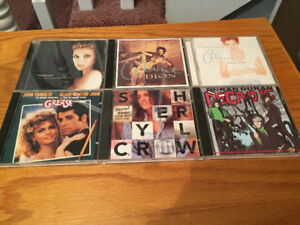 14 various CDs for $20.00