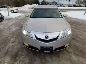 2011 ACURA TL SH AWD *** FULLY LOADED *** 100% APPROVED