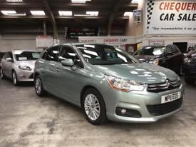 Citroen C4 Hdi Vtr Plus Hatchback 1.6 Manual Diesel