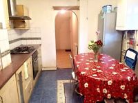 Nice double room to let for couple/working professionals. Straight entry . Only £135P.W.