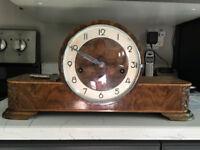 T. Eaton Co. Vintage Mantle Clock