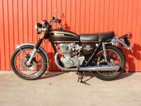 HONDA CB450 1973 MOT'd NOVEMBER 2018