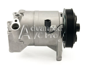 New Ac A C Compressor Fits 2002 2003 2004 2005 Nissan