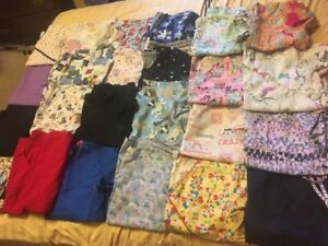 Lot of medium scrubs