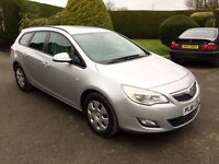 VAUXHALL ASTRA 1.7 CDTI ESTATE, 2011 **FINANCE THIS CAR TODAY FROM AS LITTLE AS £20 PER WEEK**