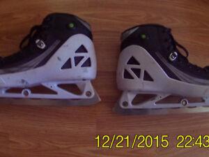 6k Reebok Goalie Skates-size 10.5