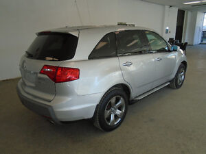 2008 ACURA MDX ELITE 7 PASS! NAVI! 2 SETS OF TIRES ONLY $10,900! Edmonton Edmonton Area image 3