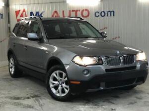 2010 BMW X3 28i AWD, FINANCEMENT MAISON