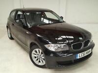 2011 61 BMW 1 SERIES 2.0 116I ES 3D AUTO 121 BHP