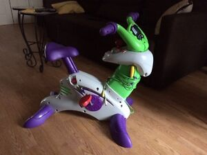 SMARTCYCLE FISHER PRICE