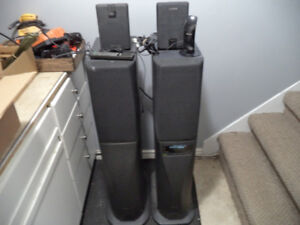 Sony Active Speaker System
