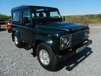 Land Rover 90 Defender 2.2TD 2015 County Station Wagon Convenience Pack