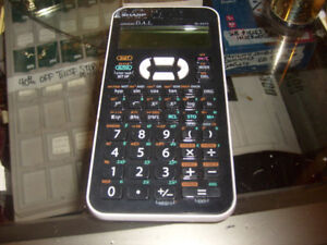 Sharp Advanced D.A.L. EL-531X Calculator