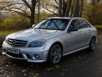 MERCEDES-BENZ C63 AMG 6.3 7G-TRONIC AMG, FULL MERCEDES HISTORY, 55000 MILES ONLY