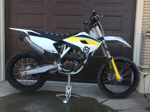 2015 Husqvarna FC350 (same as KTM SXF350)