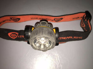 HEADLIGHT BY STREAMLIGHT---USED
