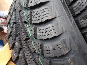 205/65R15 114.3 Bolt pattern winter tires and rims