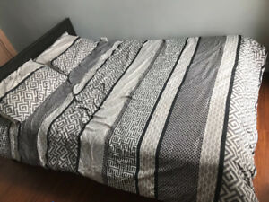 IKEA bed frame & mattress