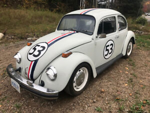 ***HERBIE THE LOVE BUG*** THE HERBSTER - BODY OFF RESTORATION