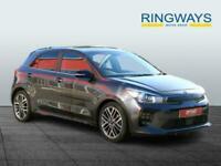 2020 Kia Rio Gt-Line S Isg Hatchback Petrol Manual