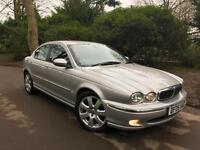 Jaguar X-TYPE 2.5 V6 Auto AWD 4x4, Full Leather,SE Family Business Est 1996