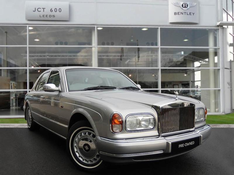 1999 rolls royce silver seraph 4dr auto only two owners from new automatic salo in leeds. Black Bedroom Furniture Sets. Home Design Ideas