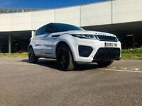 2015 Land Rover Range Rover Evoque 2.0 TD4 SE Tech 5dr Auto with SVR style bo...