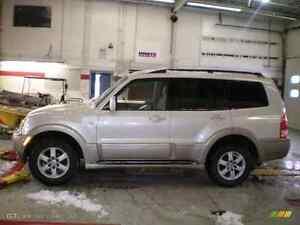 Montero Mitsubishi 2006  SUV   .4x4