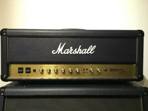 Marshall Heads and 4x12 Cabinet