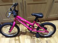 "Ridgeback Melody 16"" bike"