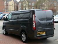 2020 Ford Transit Custom 300L1 Short Wheel Base Limited 130PS Van PANEL VAN Dies