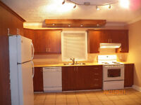 2 Bedroom Apartment for Rent  (non-smoking and no pets)