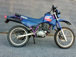 TWO FOR ONE.  KLR 650+ XT 350.  LOOKING TO TRADE BOTH FOR ONE.