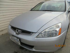 HONDA ACCORD EX 4DR 5 PASS AUTO ONLY $3600
