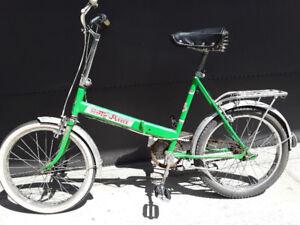 Vintage Auto-Mini Junior folding bikes