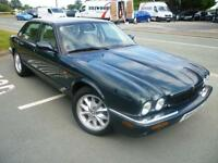 2002 Jaguar XJ Series 3.2 auto XJ8 Executive sport auto 51909 miles shrewsbury