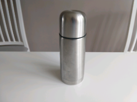 Thermos steel vacuum flask
