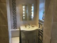 Luxury En-suite Double Room, New bath and furnishings