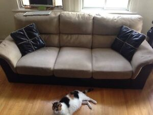 COUCH AVAILABLE NOW 25$!